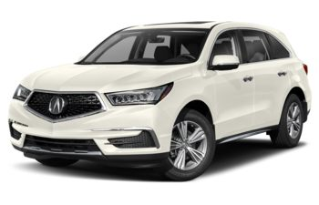 2019 Acura MDX - White Diamond Pearl