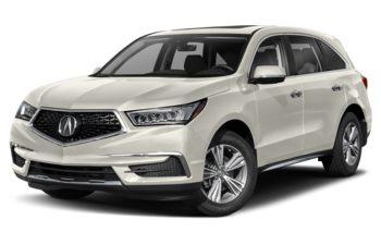 2020 Acura MDX - Platinum White Pearl