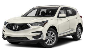 2019 Acura RDX - White Diamond Pearl