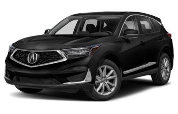 2020 Acura RDX - Majestic Black Pearl