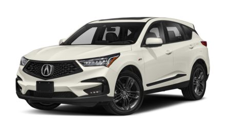 2019 Acura RDX A-Spec w/Leather