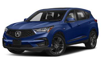 2020 Acura RDX - Apex Blue Pearl