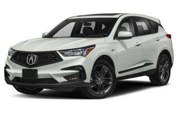2020 Acura RDX - Platinum White Pearl