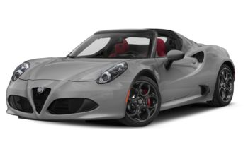 2020 Alfa Romeo 4C Spider - Basalt Grey Metallic