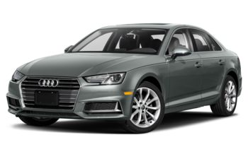 2019 Audi A4 - Monsoon Grey Metallic