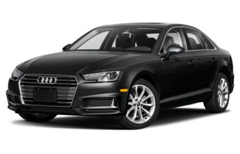 2019 Audi A4 - Mythos Black Metallic