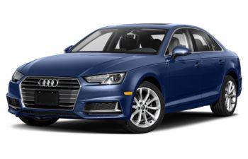 2019 Audi A4 - Navarra Blue Metallic