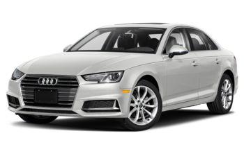 2019 Audi A4 - Glacier White Metallic