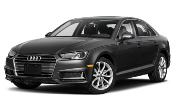 2019 Audi A4 - Quantum Grey