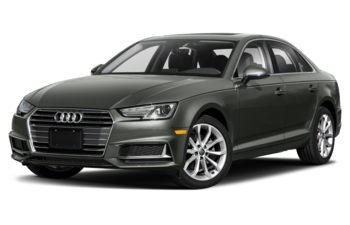 2019 Audi A4 - Daytona Grey Pearl Effect