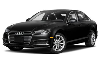 2019 Audi A4 - Brilliant Black