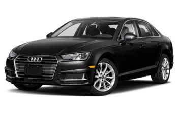 2019 Audi A4 - Manhattan Grey Metallic