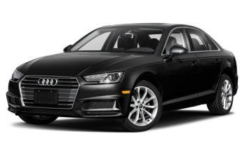 2019 Audi A4 - Manhattan Grey Metallic