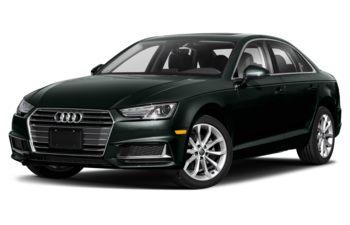 2019 Audi A4 - Gotland Green Metallic