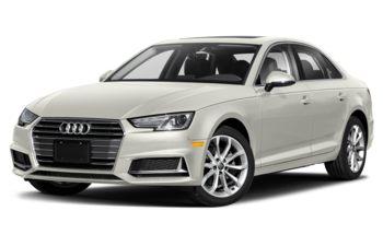 2019 Audi A4 - Ibis White
