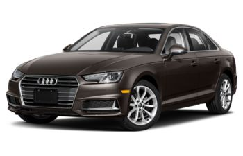 2019 Audi A4 - Argus Brown Metallic