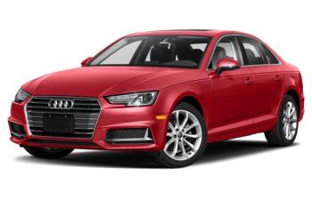 2019 Audi A4 - Tango Red Metallic