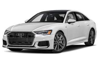 2019 Audi A6 - Daytona Grey Pearl Effect