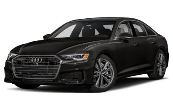 2019 Audi A6 - Mythos Black Metallic