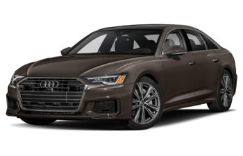 2020 Audi A6 - Soho Brown Metallic