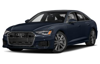 2020 Audi A6 - Firmament Blue Metallic
