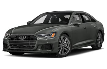 2021 Audi A6 - Daytona Grey Pearl Effect