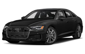 2020 Audi A6 - Brilliant Black