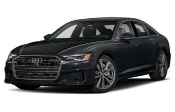 2020 Audi A6 - Vesuvius Grey