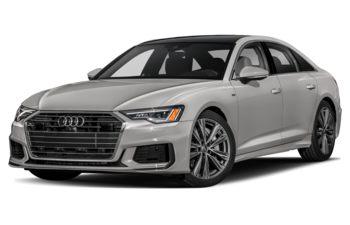 2019 Audi A6 - Vesuvius Grey