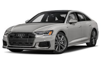 2019 Audi A6 - Florett Silver Metallic