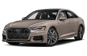 2020 Audi A6 - Diamond Beige Metallic
