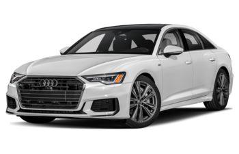2019 Audi A6 - Ibis White