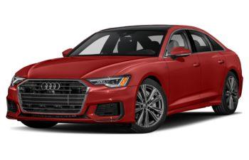 2020 Audi A6 - Tango Red Metallic