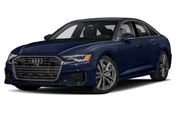 2019 Audi A6 - Navarra Blue Metallic