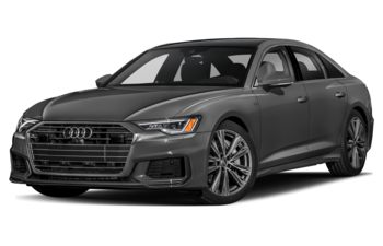 2020 Audi A6 - Typhoon Grey Metallic