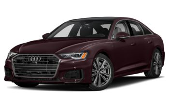 2021 Audi A6 - Seville Red Metallic