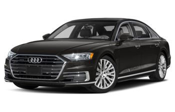 2020 Audi A8 - Mythos Black Metallic