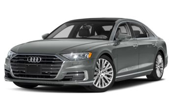 2021 Audi A8 - Monsoon Grey Metallic