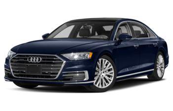 2021 Audi A8 - Navarra Blue Metallic