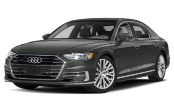 2020 Audi A8 - Daytona Grey Metallic