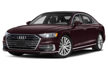 2021 Audi A8 - Seville Red Metallic