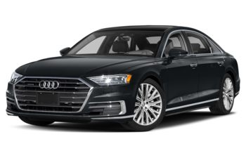 2019 Audi A8 - Vesuvius Grey Metallic