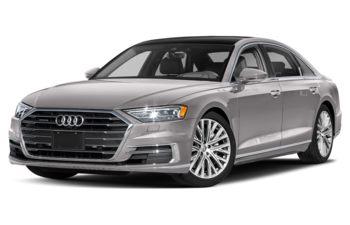 2021 Audi A8 - Florett Silver Metallic
