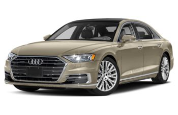 2020 Audi A8 - Savannah Beige Metallic