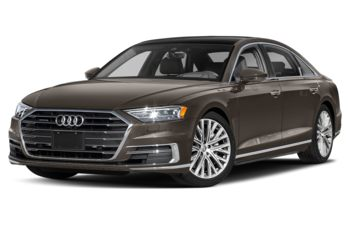 2019 Audi A8 - Terra Grey Metallic