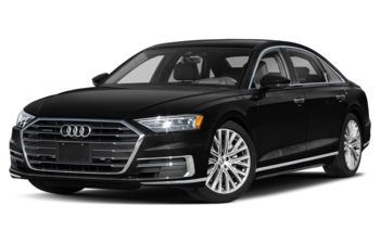 2021 Audi A8 - Brilliant Black