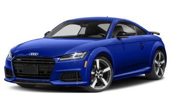 2020 Audi TT - Cosmos Blue Metallic