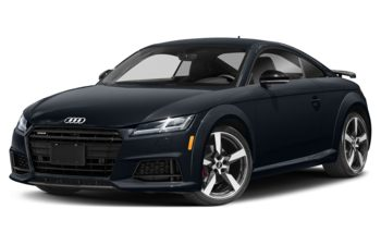 2019 Audi TT - Nano Grey Metallic