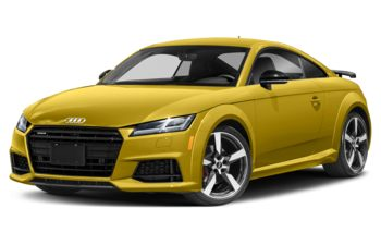 2019 Audi TT - Vegas Yellow