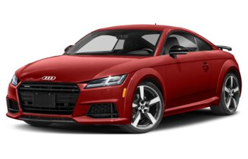 2021 Audi TT - Navarra Blue Metallic